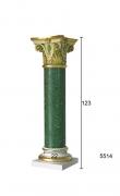 Scagliola column\'s dimensions