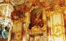 Interior in Munich's Residenz (1607-1612, the Scagliola parts)