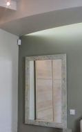 Scagliola mirror ( 1 / 3 )
