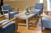 Scagliola table ( 1 / 4 )