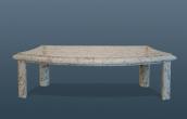 Scagliola table ( 4 / 4 )