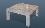 Scagliola table ( 2 / 4 )