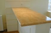 Scagliola table